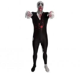 MORPHSUIT modelo Zombie con sangre adultos