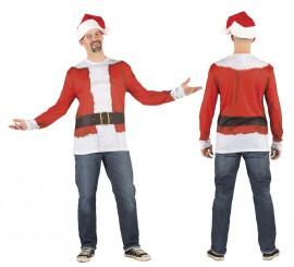 Camisa Papá Noel para Hombre