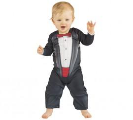 Disfraz de Smoking para Bebés en varias Tallas