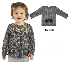 Camisa de Millonaria para Niña en varias Tallas