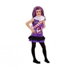 Disfraz de Gothic Vampire para niñas