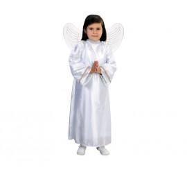 Disfraz de Ángel en varias tallas para niños