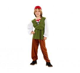 Disfraz de Frutero para niños