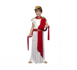 Disfraz Emperador Romano para niños de 5 a 6 años