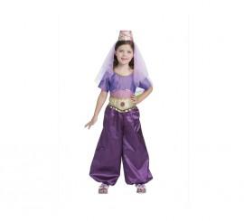 Disfraz de Chica del Haren o Paje Real 10-12 años