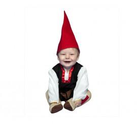 Disfraz de Gnomo para bebés de 6 a 12 meses