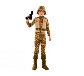 Disfraz de Soldado Marine para niños