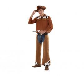 Disfraz de Vaquero para chicos talla S