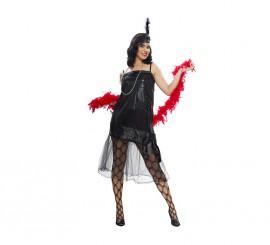 Disfraz barato de Cabaret para mujer