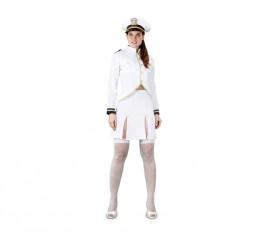 Disfraz de Cadete Armada Americana para mujer M-L