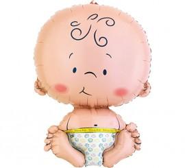 Globo Bebé recién nacido de 52x80 cm
