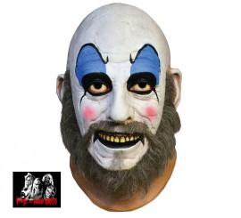 Máscara de Capitán Spaulding de House of 1000 corpses