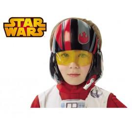 Máscara de piloto de X-Wing Fighter de Star Wars para niños