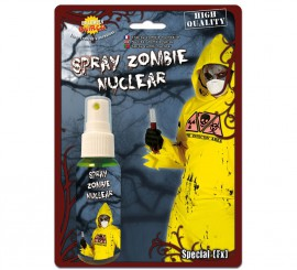 Spray Zombie nuclear